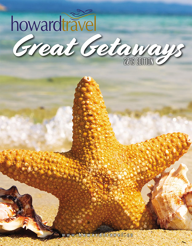 Howard Travel Great Getaways 2019