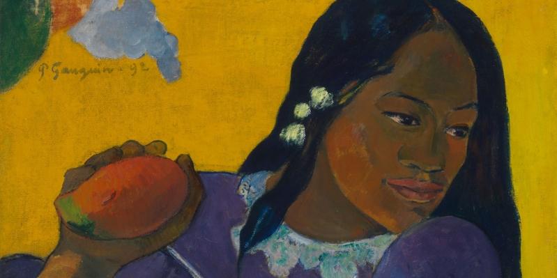 National Gallery of Canada - Paul Gauguin Exhibit