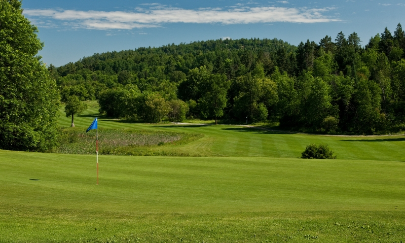 Mont Cascades Golf Course