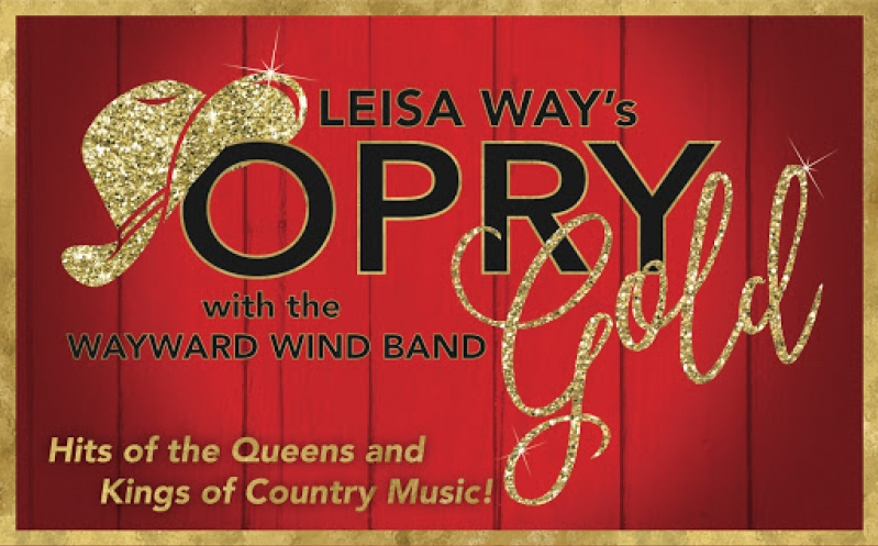 Leisa Way's Opry Gold (Stirling Festival Theatre)